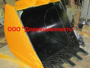 Ковш для эксковатора 1 м.куб