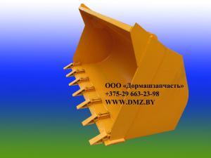 Ковш для китайского погрузчика 1,9 м.куб